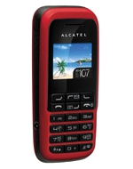 Recycler Alcatel One Touch S107