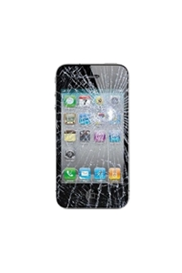 Recycler Apple iPhone 4 32Go écran cassé