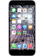 Recycler Apple iPhone 6 128Go écran cassé