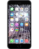 Recycler Apple iPhone 6 Plus 128Go écran cassé